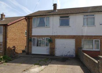 Thumbnail 3 bed semi-detached house for sale in Greenhill Rise, Carlton, Nottingham, Nottinghamshire
