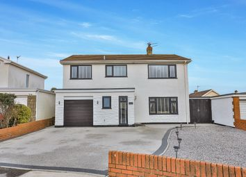 Thumbnail 4 bed detached house for sale in Redshank Close, Porthcawl