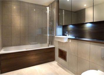 Thumbnail 1 bed flat to rent in 19 Enterprise Way, London