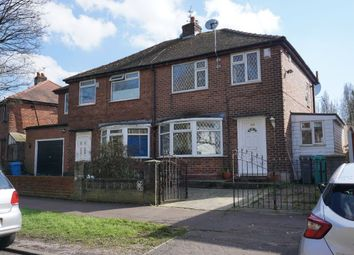 4 bed semi-detached house for sale in Crescent Range, Manchester M14