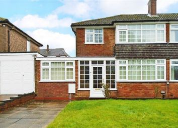 Thumbnail 3 bedroom semi-detached house for sale in Ettingshall Park Farm Lane, Wolverhampton, West Midlands