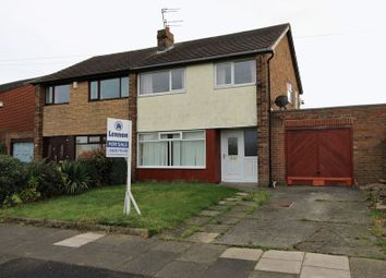 Thumbnail 3 bedroom semi-detached house for sale in The Orchards, Blyth