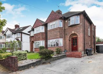 Thumbnail 3 bed semi-detached house for sale in Lorne Avenue, Shirley, Croydon