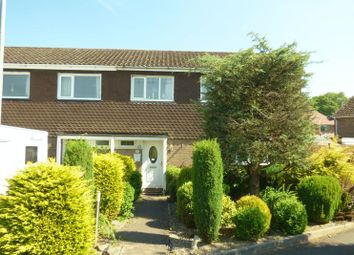Thumbnail 3 bedroom semi-detached house for sale in Springfield Close, Leek, Staffordshire