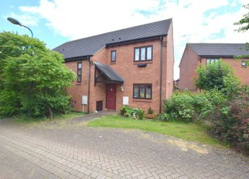 Thumbnail 3 bedroom semi-detached house for sale in Ravenglass Croft, Broughton, Milton Keynes