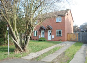 Thumbnail 2 bed semi-detached house for sale in Devonish Close, Alcester