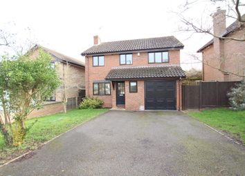Thumbnail 4 bed detached house for sale in Clarkes Lane, Wilburton, Ely