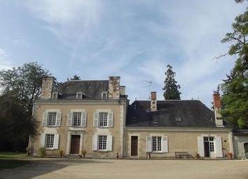 Thumbnail 9 bed country house for sale in Tournon-St-Pierre, Indre-Et-Loire, France