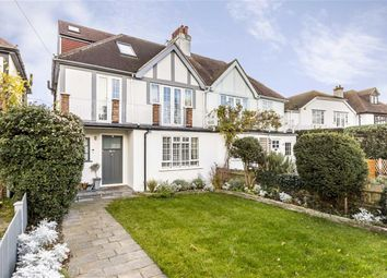 Thumbnail 3 bed semi-detached house to rent in Queens Drive, Thames Ditton