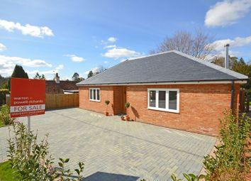 Thumbnail 2 bed detached bungalow for sale in Southview Road, Headley Down, Bordon