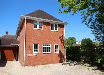 Thumbnail 4 bed detached house to rent in Auckland Avenue, Brockenhurst