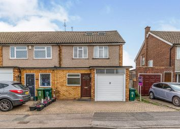 Thumbnail 3 bed end terrace house for sale in Maxwell Road, Ashford