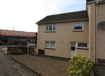 Thumbnail 2 bed end terrace house for sale in St. Inans Drive, Beith