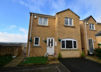 Thumbnail 4 bed detached house for sale in Blackberry Way, Siddal, Halifax