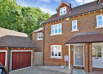 Thumbnail 5 bed semi-detached house for sale in Shaw Close, Maidstone, Kent