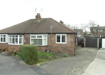 Thumbnail 2 bed semi-detached bungalow to rent in Kingsley Garth, Wakefield