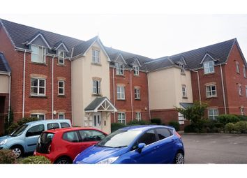 Thumbnail 1 bedroom flat for sale in Foxholme Court, Crewe