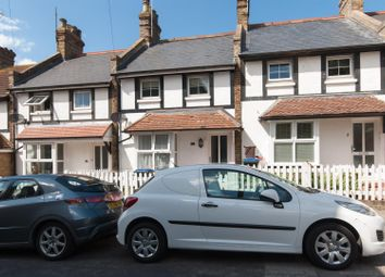 Thumbnail 2 bed terraced house for sale in Essex Road, Westgate-On-Sea