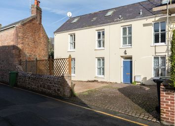 Thumbnail 3 bed semi-detached house for sale in New Road, Grouville, Jersey