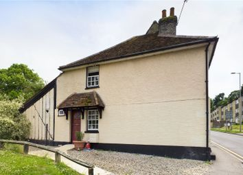 Thumbnail 2 bed end terrace house for sale in London Road, Royston