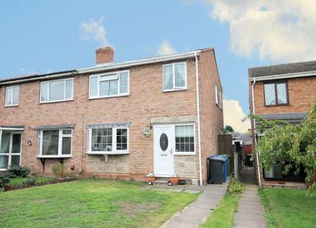 Thumbnail 3 bed semi-detached house for sale in Fontenaye Road, Coton Green, Tamworth
