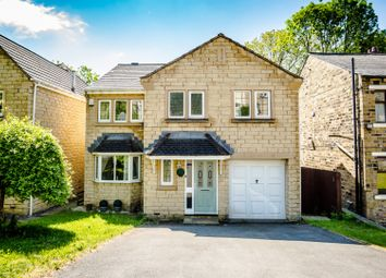 Thumbnail 5 bed detached house for sale in Birks Road, Huddersfield
