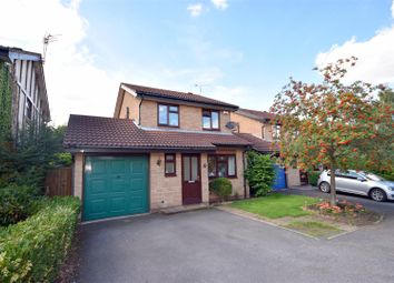 Thumbnail 3 bed detached house for sale in Beardsley Road, Quorn, Loughborough