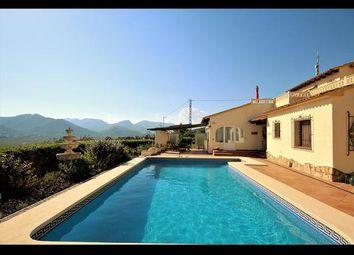 Thumbnail 5 bed villa for sale in Spain, Valencia, Alicante, Lliber