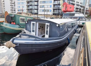 Thumbnail 1 bed houseboat for sale in Balthazar, Poplar Dock Marina