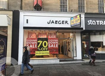 Thumbnail Retail premises to let in George Street, New Town, Edinburgh