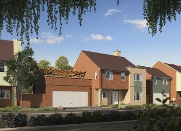 """Thumbnail 4 bed detached house for sale in """"The Zion"""" at Harp Hill, Charlton Kings, Cheltenham"""