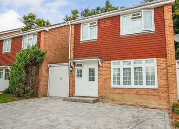 Thumbnail 3 bed link-detached house for sale in Garden House Lane, East Grinstead, West Sussex