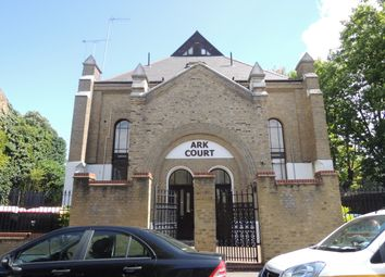 Thumbnail 1 bed flat for sale in Ark Court, Alkham Road, London
