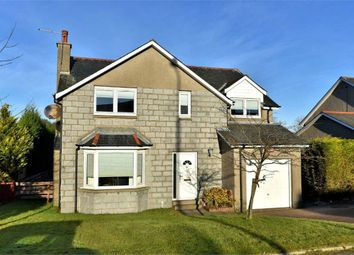 Thumbnail 4 bedroom detached house for sale in Leggart Terrace, Aberdeen