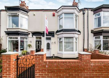 Thumbnail 3 bed terraced house for sale in Eton Road, Stockton-On-Tees