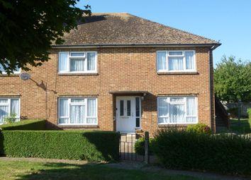 Thumbnail 2 bedroom flat to rent in Biggins Wood Road, Cheriton, Folkestone
