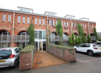 Thumbnail 2 bed flat for sale in Electric Wharf, Coventry