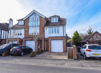 4 bed end terrace house for sale in Camphill Road, West Byfleet KT14
