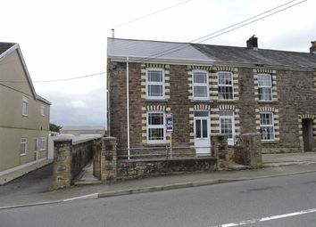 Thumbnail 3 bed end terrace house for sale in Waterloo Road, Penygroes, Llanelli