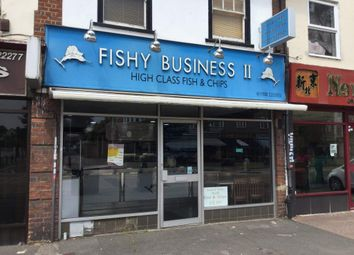 Thumbnail Restaurant/cafe for sale in Corbets Tey Road, Upminster
