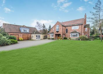 6 bed detached house for sale in Poachers Lane, Sudbrooke, Lincoln LN2