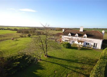 Thumbnail 4 bed detached house for sale in Strawberry Hall, Magdalen Laver, Ongar, Essex