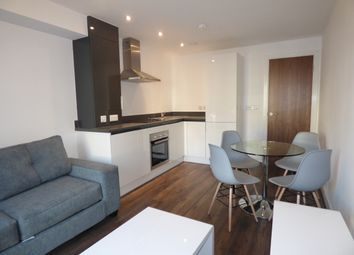 Thumbnail 1 bed flat to rent in Fabrick Square, 1 Lombard Street, Birmingham