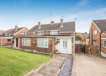 Thumbnail 4 bed semi-detached house for sale in Mayhew Crescent, High Wycombe