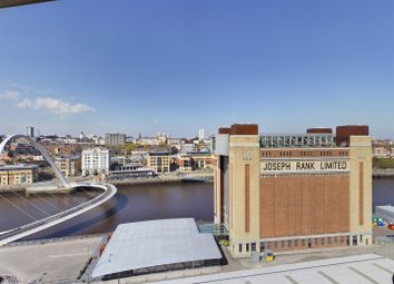 Thumbnail 2 bed flat for sale in Baltic Quay, Mill Road, Gateshead