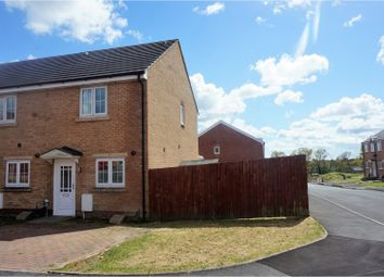 Thumbnail 2 bed semi-detached house for sale in Clos Ael-Y-Bryn, Llanelli