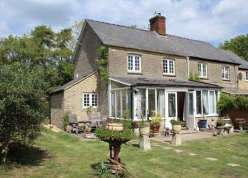 Thumbnail 3 bed cottage for sale in Thornhill, Lechlade