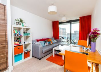 Thumbnail 1 bed flat to rent in Connaught Heights 2 Agnes George Walk, London