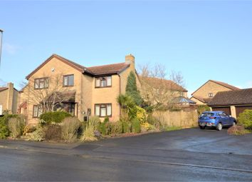 4 bed detached house for sale in Wellow Mead, Peasedown St. John, Bath BA2