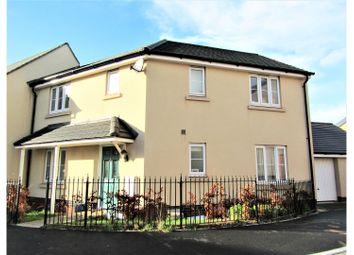 Thumbnail 3 bedroom semi-detached house for sale in Carnac Drive, Dawlish
